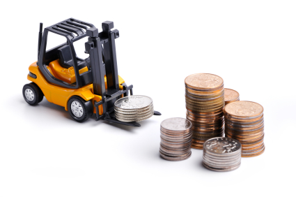 We buy your used forklifts